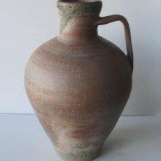 Antigüedades: ANTIGUA CANTARA CON ASA. Lote 126962295