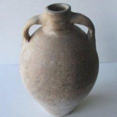 Antigüedades: ANTIGUA CANTARA DE DOS ASAS. Lote 126962491