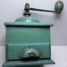 Antigüedades: ANTIGUO Y RARO MOLINILLO DE CAFE. Lote 127153439