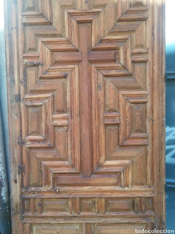 Antigüedades: Puerta de sacristia - Foto 2 - 127207579