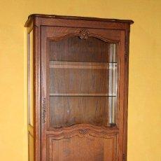 Antigüedades: VITRINA ESTILO LUIS XV. REF. 6246. Lote 127209003