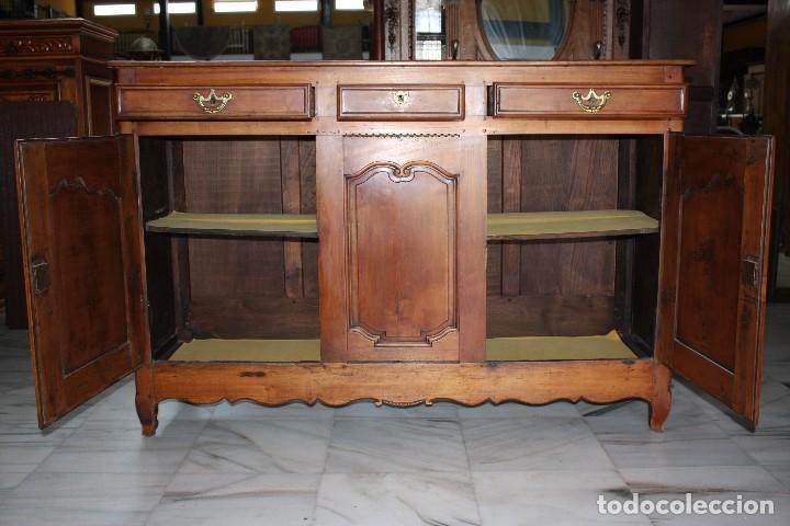Antigüedades: APARADOR / BUFET DEL 1900. REF. 6247 - Foto 8 - 127210955