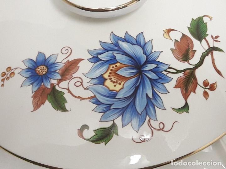 Antigüedades: Sopera de porcelana Standar San Claudio Spain - Foto 8 - 127213523