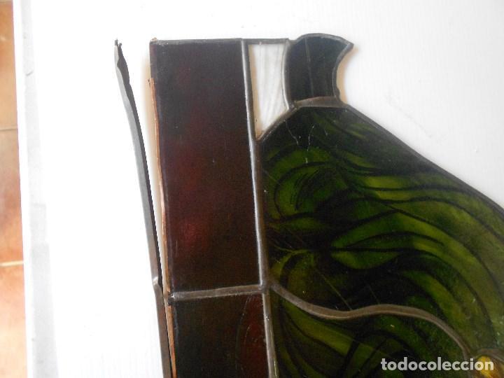 Antigüedades: vidriera - Foto 3 - 127234943