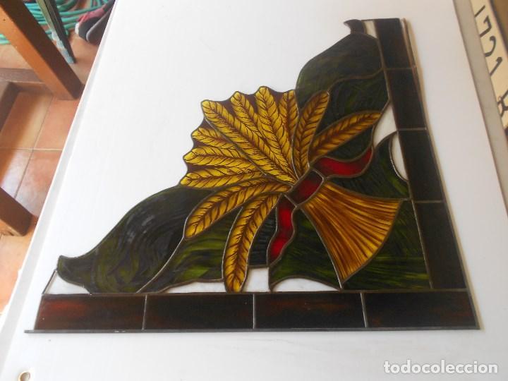 Antigüedades: vidriera - Foto 5 - 127234943