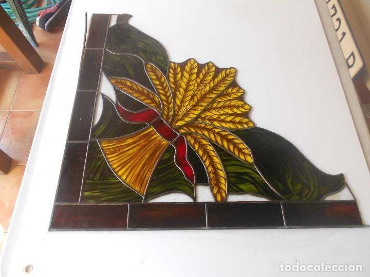 Antigüedades: vidriera - Foto 2 - 127234943