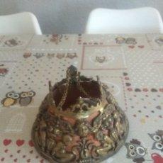 Antiquités: PRECIOSO APLIQUE DE PARED O LAMPARA DE COLGAR. Lote 127253979