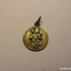 Antigüedades: MEDALLA RELIGIOSA ANTIGUA, DIVINA PASTORA.. Lote 127601559