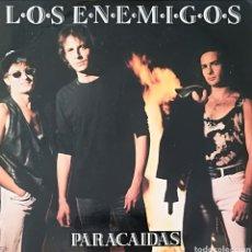 Discos de vinilo: DISCO LOS ENEMIGOS. Lote 127610018