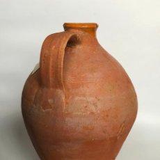 Antigüedades: CANTARO SEGOVIANO - VEGAS DE MATUTE (SEGOVIA). Lote 127668919