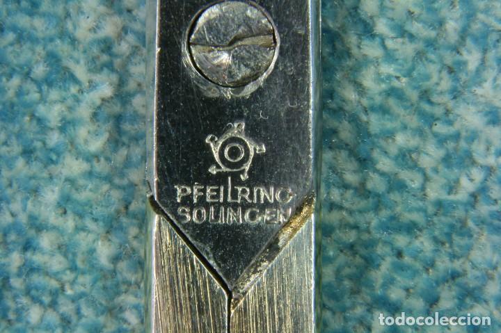 Antigüedades: Conjunto Manicura Loewe. Pfeilring. Set manicura. - Foto 11 - 127748187