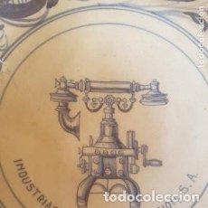 Antigüedades: PLATO - CENICERO TALAVERA. Lote 127851927
