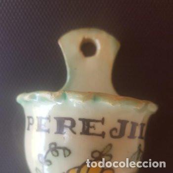Antigüedades: ceramica cuenco para especies estilo benditera Puente del Arzobispo - Foto 4 - 127852263