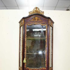 Antigüedades: VITRINA SIGLO XIX ESCENAS ROMÁNTICAS. Lote 127852599