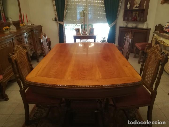 mesa comedor extensible a 3mts - Comprar Mesas Antiguas en ...