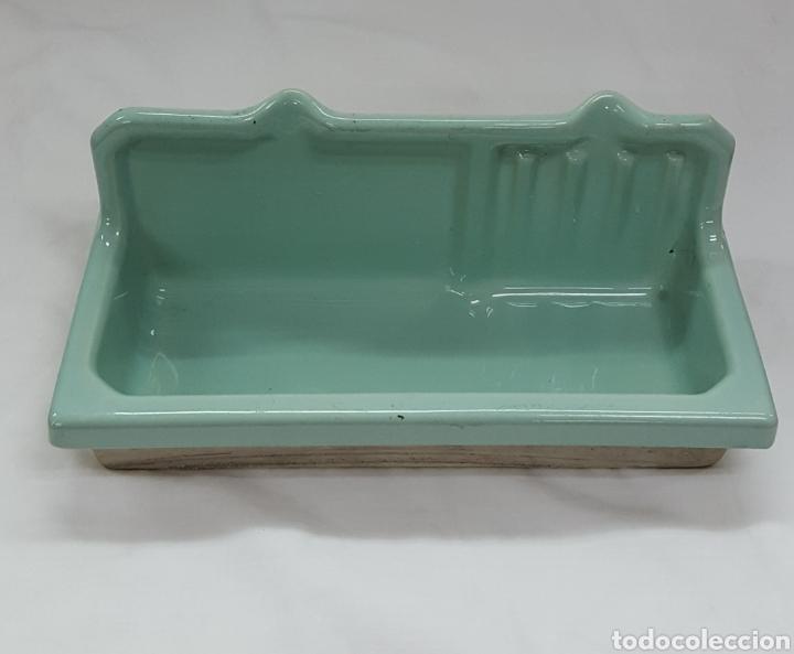 Antigüedades: Jabonera de porcelana - Foto 4 - 159917770