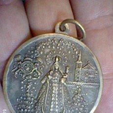 Antigüedades: NTRA SRA VIRGEN DE LA HERRERIA COFRADÍA MEDALLA MEDALLON *. Lote 127967067