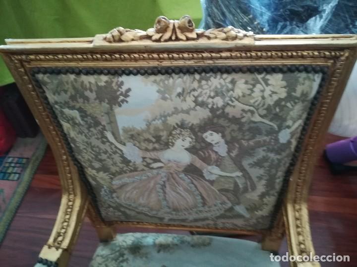 Antigüedades: Sillón- butaca - Foto 6 - 127968111