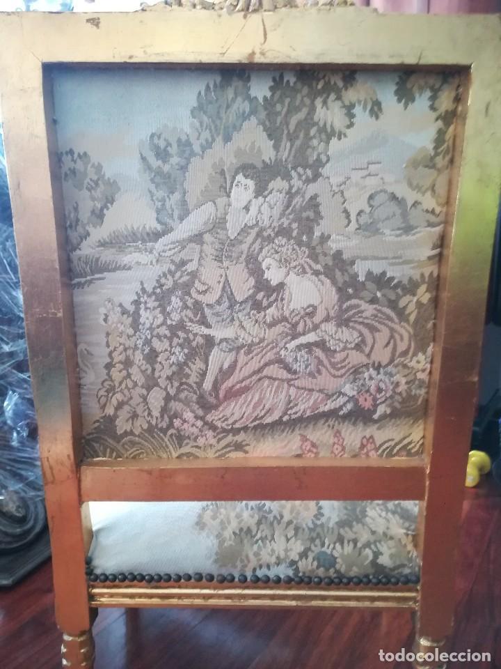 Antigüedades: Sillón- butaca - Foto 9 - 127968111
