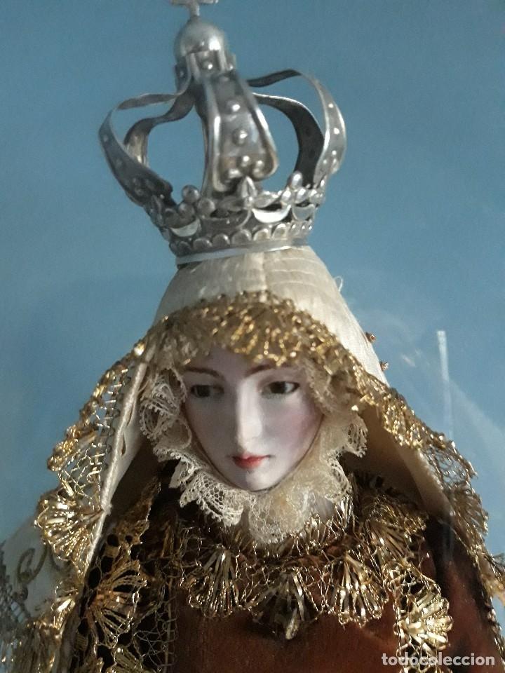Antigüedades: Virgen del Carmen - Foto 20 - 119354151