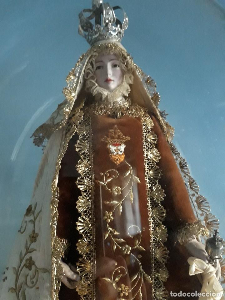 Antigüedades: Virgen del Carmen - Foto 21 - 119354151