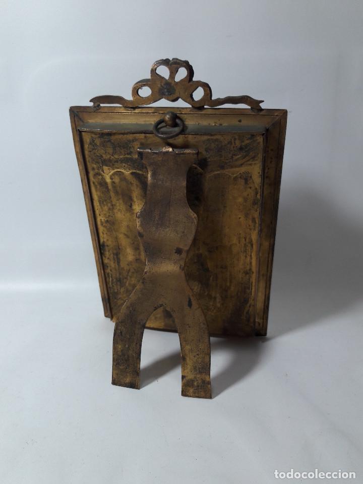 antiguo marco portafotos siglo xix, hacia 1860. - Comprar Marcos ...