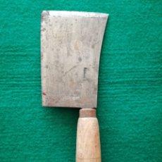 Antiquitäten - ANTIGUA HACHA O MACHETE DE COCINA - 128148115