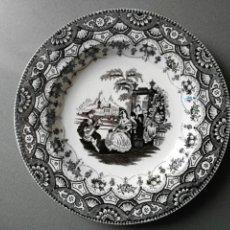 Antigüedades: PLATO PICKMAN S XIX. Lote 262235970
