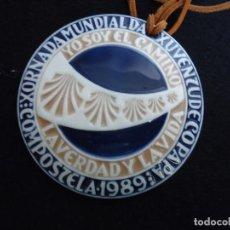 Antigüedades: MEDALLA DE SARGADELOS. Lote 128274703