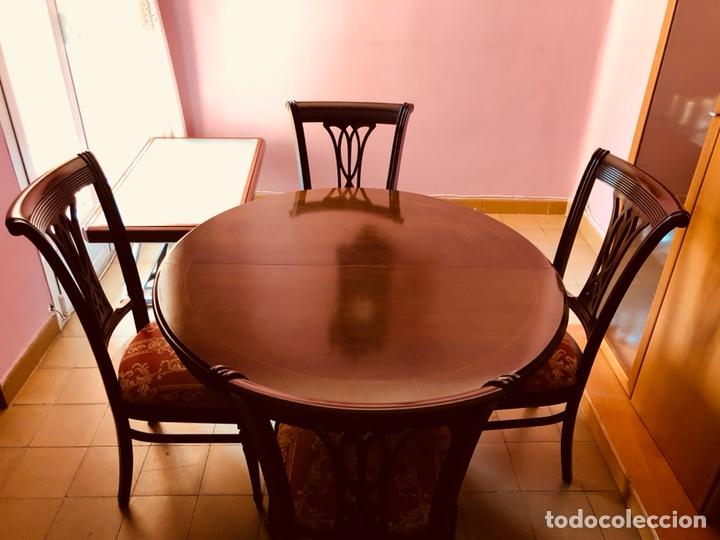 mesa comedor clásica - Comprar Mesas Antiguas en todocoleccion ...
