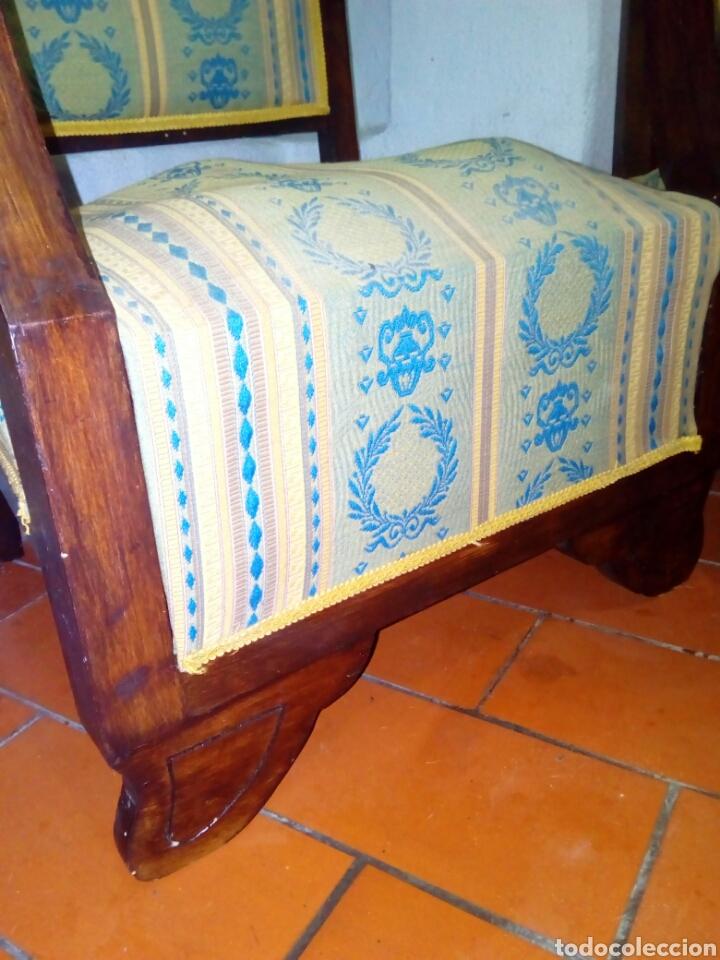 Antigüedades: Pareja de sillones art deco - Foto 5 - 128295012