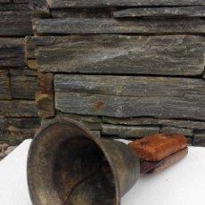 Antigüedades: CAMPANILLA ANTIGUA. Lote 128352375