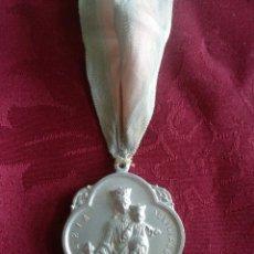 Antigüedades: MEDALLA MARIA AUXILIADORA SAGRADO CORAZON DE JESUS. Lote 128503575