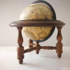 Antigüedades: ANTIGUO GLOBO TERRAQUEO - DALMAU - BOLA DEL MUNDO. Lote 206118158