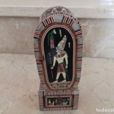Antigüedades: JOYERO EGIPCIO. Lote 128524899