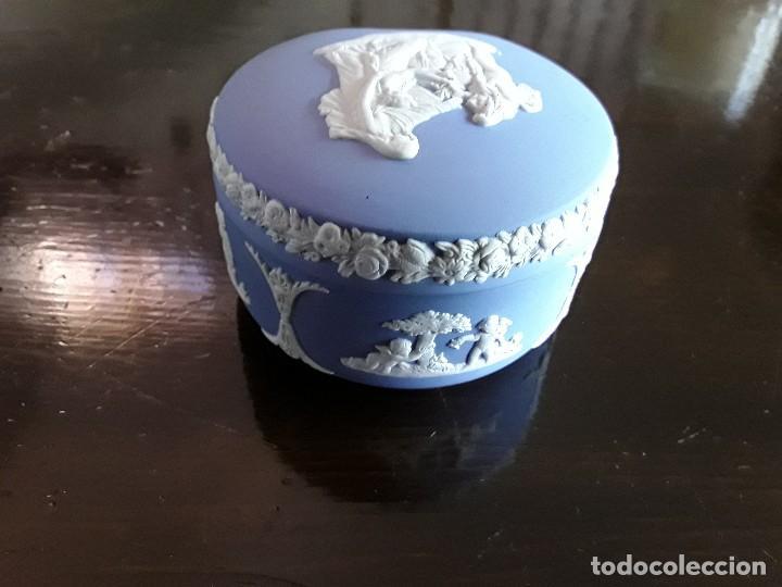 Antigüedades: Caja porcelana Wedgwood - Foto 3 - 128559499