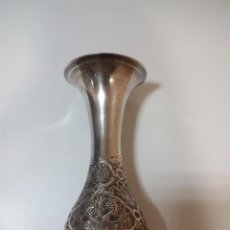 Antigüedades: JARRITA DE PLATA LABRADA. Lote 128573047