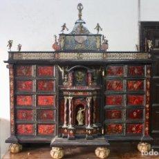 Antigüedades: IMPORTANTE BARGUEÑO ITALIANO . SIGLO XVII. Lote 128611759