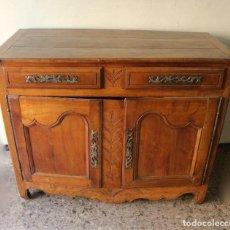 Antigüedades: MUEBLE FRANCES DE NOGAL . SIGLO XVIII.. Lote 128613699