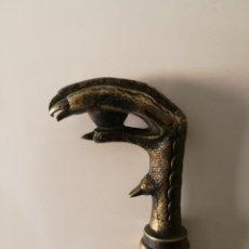 Antigüedades: BASTÓN ANTIGUO. Lote 128621547