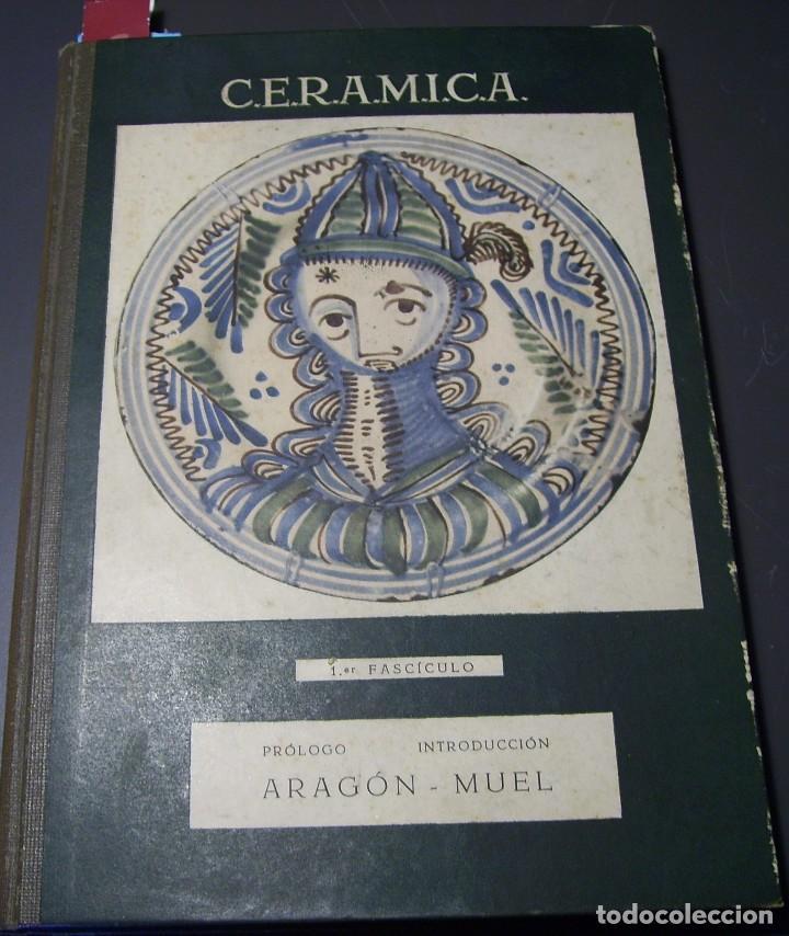 Antigüedades: PLATO CERÁMICA ARAGONESA DE MUEL XVIII - Foto 13 - 128651535