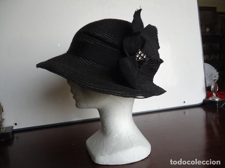 a7a558c029dd4 sombrero antiguo - Comprar Sombreros Antiguos en todocoleccion ...