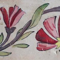 Antigüedades: AZULEJO CENEFA. Lote 128674103