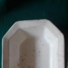 Antigüedades: SARGADELOS PRIMERA EPOCA FUENTE HONDA EN ESTE ESTADO UNICA VENTA. Lote 128690804