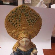 Antigüedades: ANTIGUA GRAN PIEZA DE MANISES PERFECTA. Lote 128700199