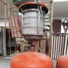 Antigüedades: LAMPARA DE GAS. Lote 128706118