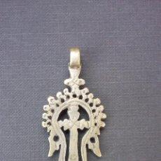 Antigüedades: CRUZ COPTA DE LALIBELA ( BRONCE ) - ETIOPÍA . Lote 128759875