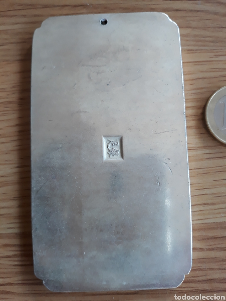 Antigüedades: ANTIGUO LINGOTE PLATA TIBETANA - Foto 4 - 128783331
