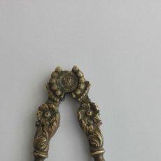Antigüedades: PARTEPIÑONES, CASCAPIÑONES, PARTIDERA.. Lote 128788663