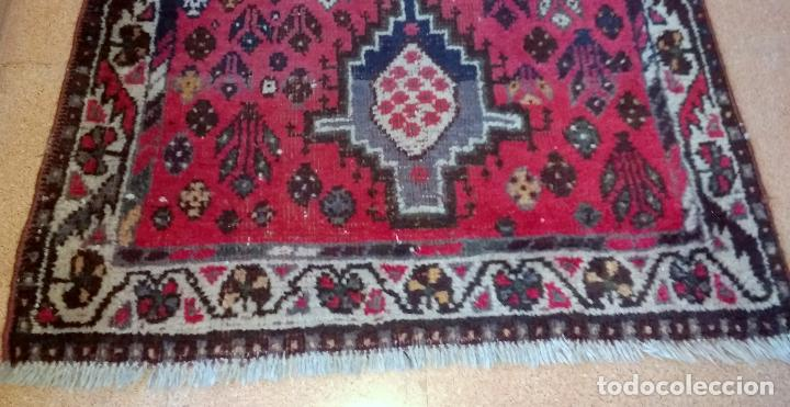 Antigüedades: Alfombra Persa Irán. Hamedan. Lana 100%. 145X105 cm - Foto 3 - 128797927